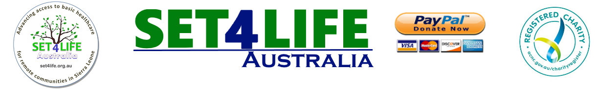 SET4LIFE Australia logo